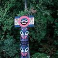 (303)溫哥華-史丹利公園之圖騰柱