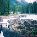 (002)加拿大洛磯山脈-悠鶴國家公園之天然石橋