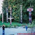 (297)溫哥華-史丹利公園之圖騰柱