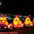 (004)雲林高鐵站-小雞花燈