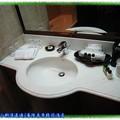 (007)基隆長榮桂冠酒店房間浴室之洗手檯