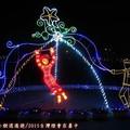 (264)族群融合(原民)燈區-魯凱族之小米祭花燈
