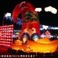 部(272)民俗文化燈區迎賓門