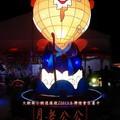 (273)民俗文化燈區-慈德慈惠堂「月老公公」花燈