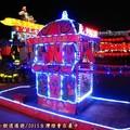 (275)民俗文化燈區-慈德月老新娘轎