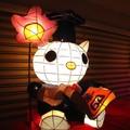 (032)2013彰化燈會-Hello Kitty新郎花燈