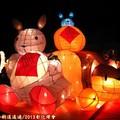 (034)2013彰化燈會-龍貓家族花燈
