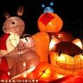 (035)2013彰化燈會-龍貓家族花燈
