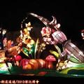 (047)2013彰化燈會-甲蟲與昆蟲花燈