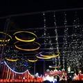 (177)桃園故事軸燈區-金光流瀑造景燈飾