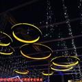 (178)桃園故事軸燈區-金光流瀑造景燈飾