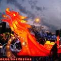 (180)多元交流燈區-香港燈區「昂首飛龍」