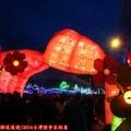(190)新桃樂農燈區入口