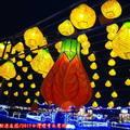 (250)客家主題燈區-燈籠花光廊道