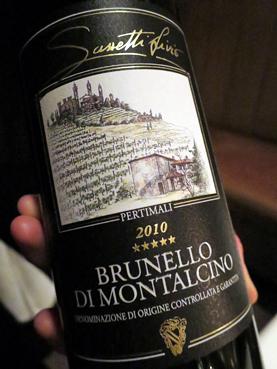 2010 Sassetti Livio Pertimali Brunello di Montalcino DOCG