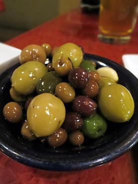西班牙醃橄欖
