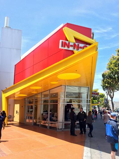 In-N-Out Burger 漁人碼頭店