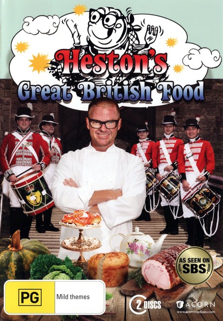 Hestons Great British Food