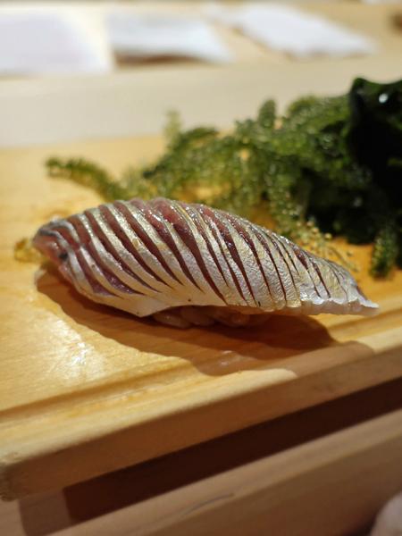 熟成竹荚鱼