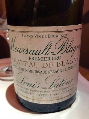 2014 Louis Latour Chateau de Blagny Meursault Blagny, Meursault Premier Cru