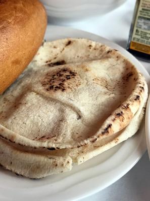 面包与面饼