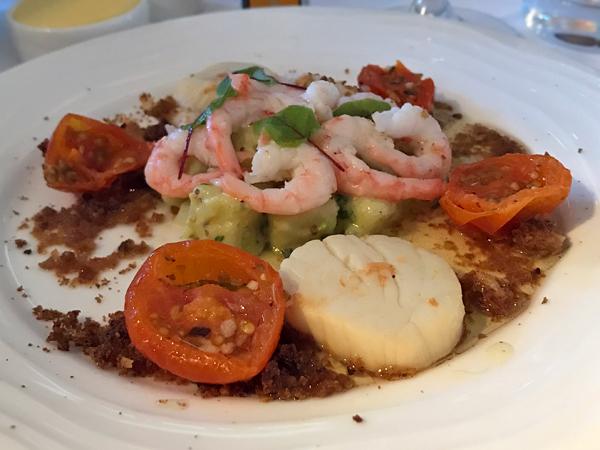 北欧海鲜沙拉