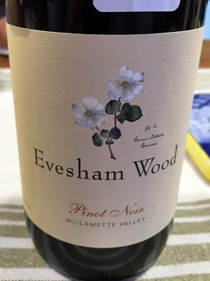 2013 Evesham Wood Pinot Noir