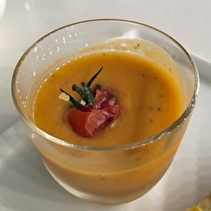 西红柿冷汤