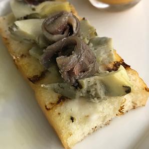 鯷鱼montadito
