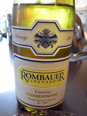 2014 Rombauer Chardonnay Carneros