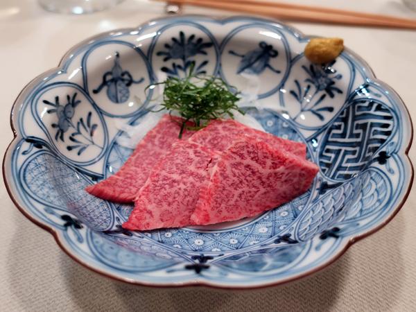 神戶牛刺身