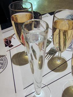 伏特加、香檳