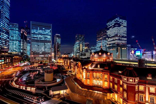 東京車站主建物