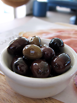 Ligurian 橄欖