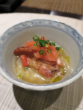 燻雞肉與捲心菜