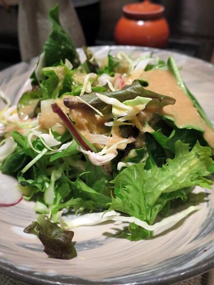 雞絲生菜沙拉