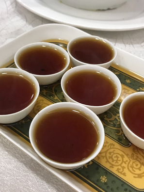飯後功夫茶
