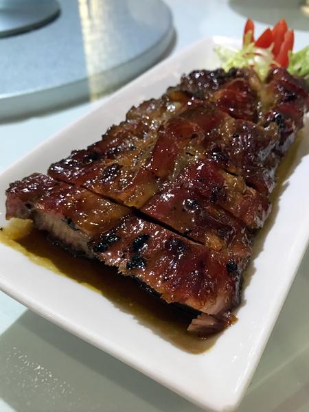 醉蜜叉燒肉