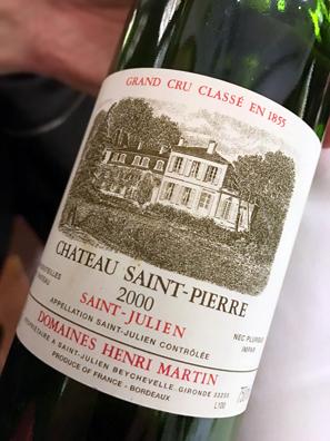 2000 Chateau Saint-Pierre