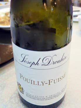 2014 Joseph Drouhin Pouilly-Fuisse