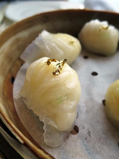 龍軒至尊蝦餃