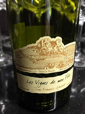 2004 Jean Francois Genevat Les Vignes de Mon Pere