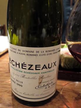 1990 DRC Echezeaux