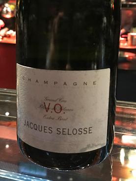 Jacque Selosse Extra Brut Bland de Blancs Version Originale