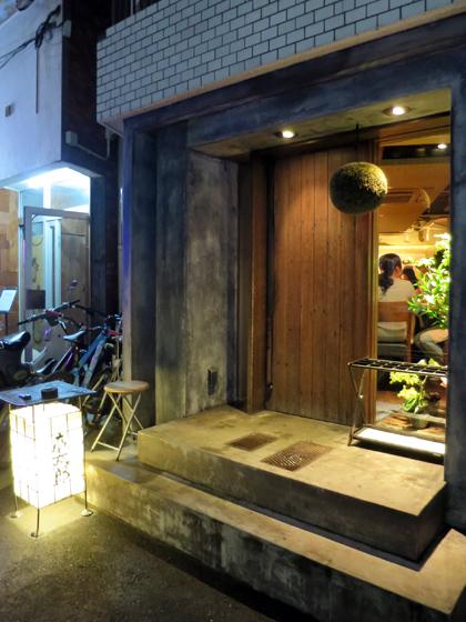 小巷裡的小店