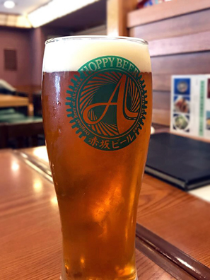 赤坂生啤酒