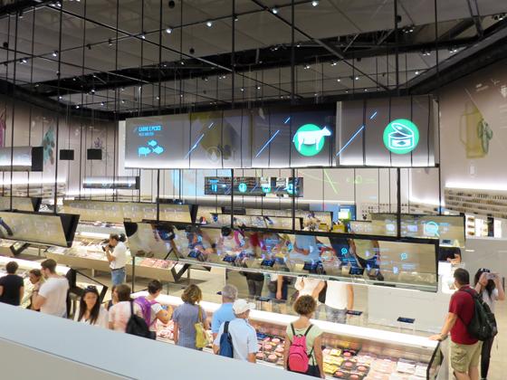 未來食物超市