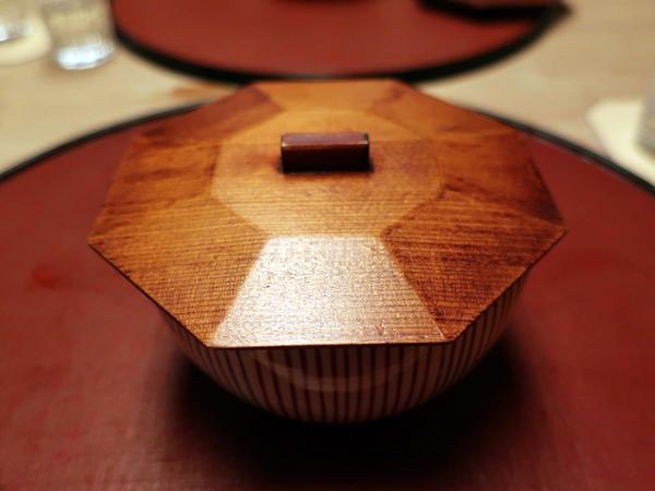 好看的木碗