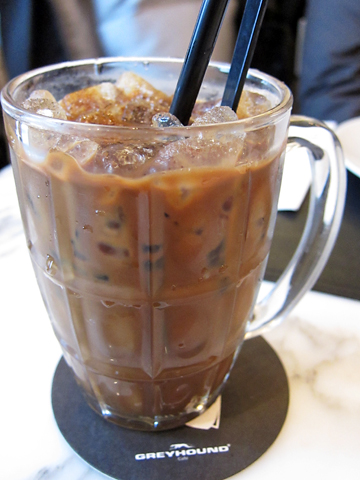 泰式冰咖啡