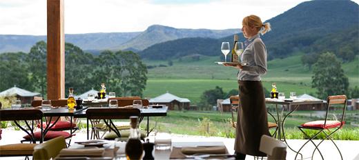 Country Kitchen(Courtesy of Wolgan Valley Resort)